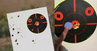 بالصور تجربة لنوعين من طلقات السلقز عيار 5.5 22 slugs 0 9 310x165