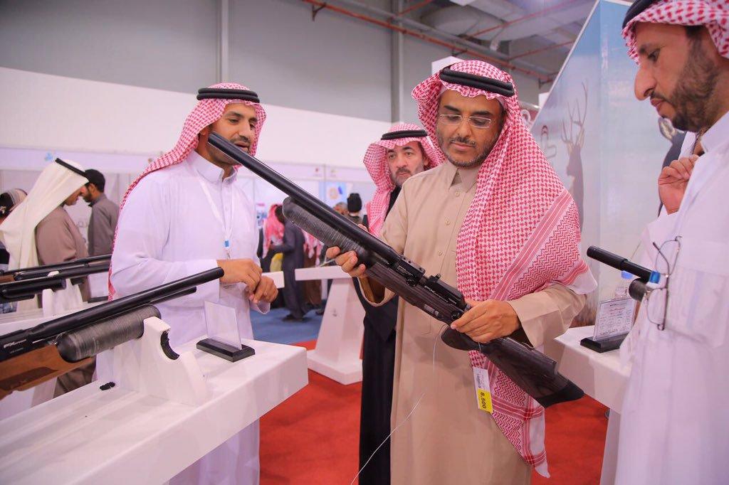 بالصور مؤسسة فهد العبداللطيف FAHD GUNS 327 2
