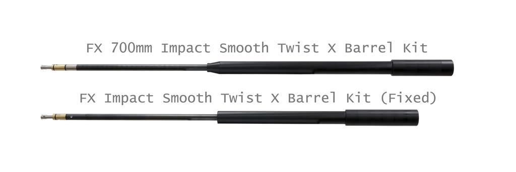 بالصور سبطانات اكس 700 الجديدة قوة دقة ابعد مسافة لبندقية امباكت اف اكس FX Impact 359