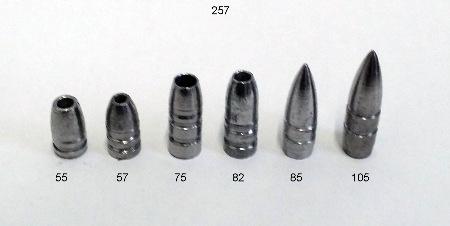بالصور الفرق بين رصاص سلق Slugs  والرصاص العادي Pellets القوة والتصميم الفيزيائي 424 1
