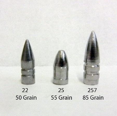 بالصور الفرق بين رصاص سلق Slugs  والرصاص العادي Pellets القوة والتصميم الفيزيائي 424 2