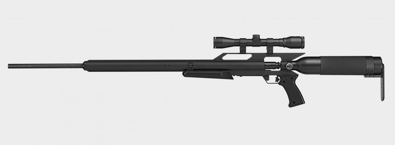 بالصور بندقية تيكسان من قين باور Texan 640