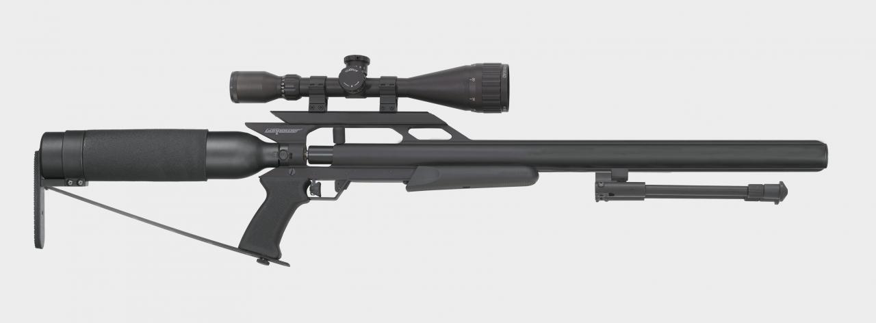 بالصور بندقية قن باور اكس اس gunpower XS 644