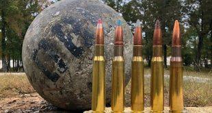 بالصور قوة الخرسانة امام مسدسات وبنادق ورشاشات لمن القوة 0 4 310x165