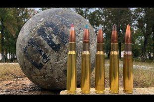 بالصور قوة الخرسانة امام مسدسات وبنادق ورشاشات لمن القوة 0 4 310x205