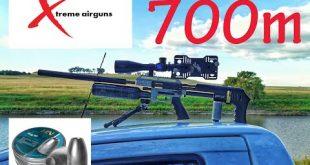 بالصور رماية مسافة 700 متر بندقية اف اكس امباكت رصاص سلق اتش ان h&n slugs 0 11 310x165