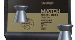 بالصور المجموعة الخاصة بريميوم من رصاص المسابقات شركة جي اس بي jsb PREMIUM LIGHT 1193 5 310x165