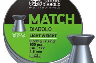 بالصور رصاص ديابولو من جي اس بي JSB Match Diabolo 1199 8 310x205