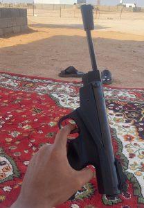 للبيع مسدس ساكتون روسي