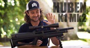 Huben K1 Mk2 : على بعد 80+فييت عيار 22 متوحش