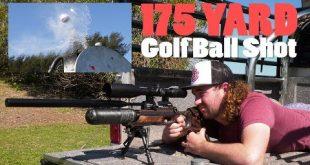 بالصور تحدى اطلاق الرصاص على كرة جولف على بعد 175 ياردة , مستودع بنادق هوائية فريق  لونج رينجرز 0 250 310x165