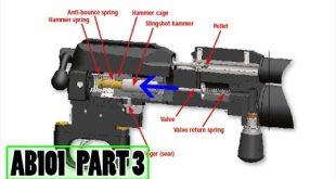 كيف يعمل بنادق هوائية PCP | قذائف بنادق هوائية 101 الجزء 3