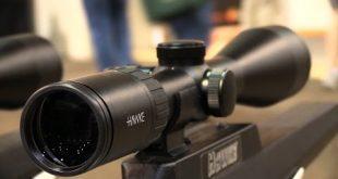 عرض اطلاق النار 2016 - البندقية الهوائي Hawke Frontier 30