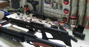 بندقية يورقان كنق و يورقان العادية الفوارق والمواصفاتAIR AIRGUN URAGAN king