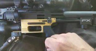 حل مشكلة السرعة في بندقية الامباكت الجديدة