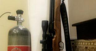 للبيع بندقية فايروخ 100 T فول شراود عيار 5.5