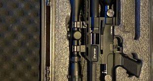 للبيع بندقية تركية جدا رائعة قوة 40 جول