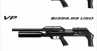 بندقية اف اكس مافريك الجديدة Fxmaverick sniper