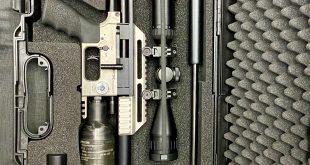 للبيع بندقية FX IMBACT MK I بحجرة باور بلينيوم